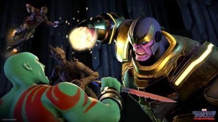 Guardians Thanos