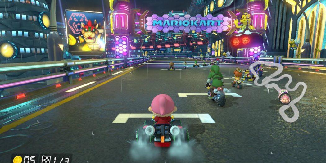 Mario Kart 8 Deluxe: Review