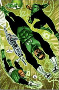 Hal Jordan Bottled Light 2