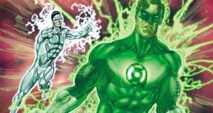 Hal Jordan Bottled Light