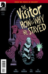 The Visitor #5