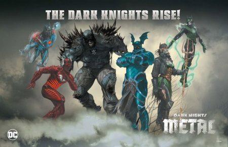 Dark Knights Metal