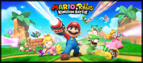 The BG Game of the Month for August 2017 is Mario + Rabbids