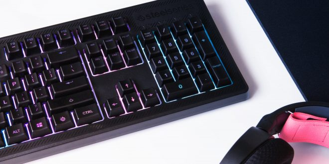 SteelSeries' new Apex 150 keyboard now available