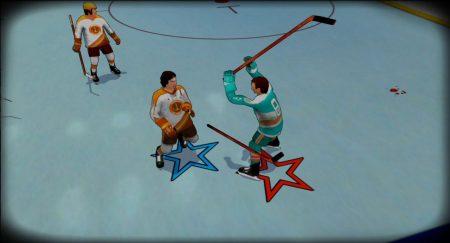 Bush League Hockey Fighting