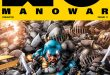 January 24th Valiant Comics previews: X-O Manowar and Ninja-K