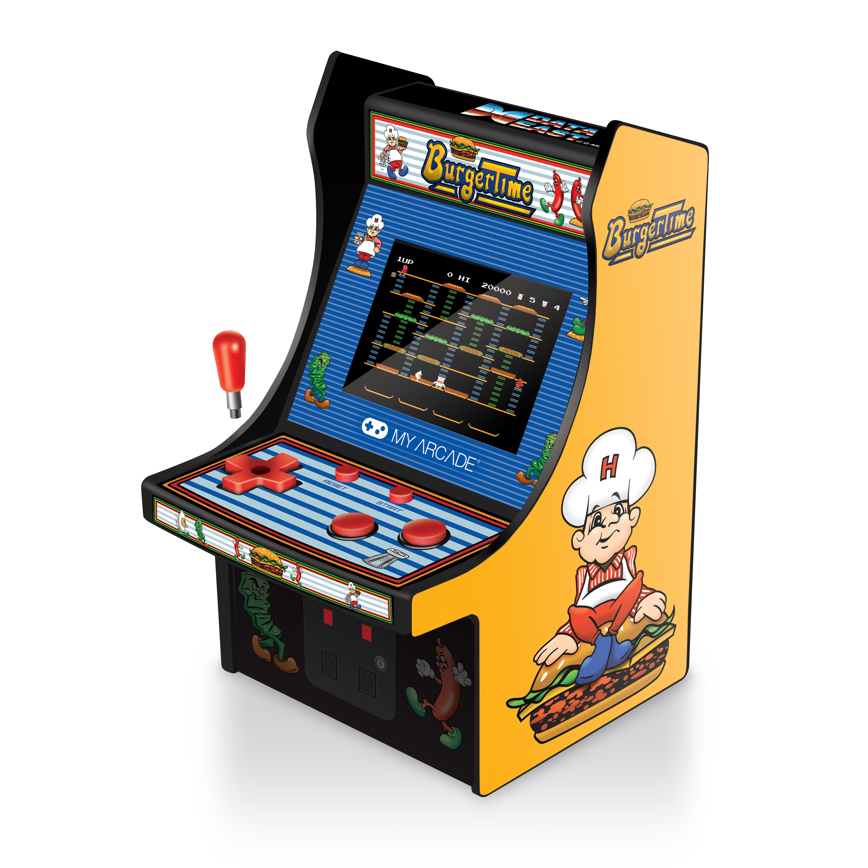 Wii U Arcade Machine : Toy fair my arcade continues classic cabinets with