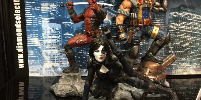 Toy Fair 2018: DST booth highlights