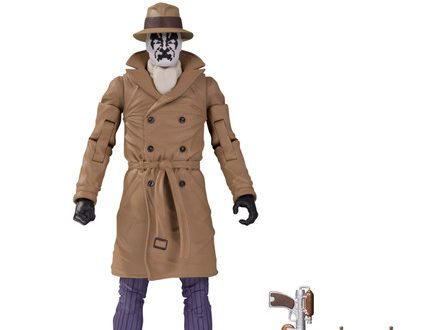 Toy Fair 2018: Doomsday Clock gets the action figure treatment from DC Collectibles