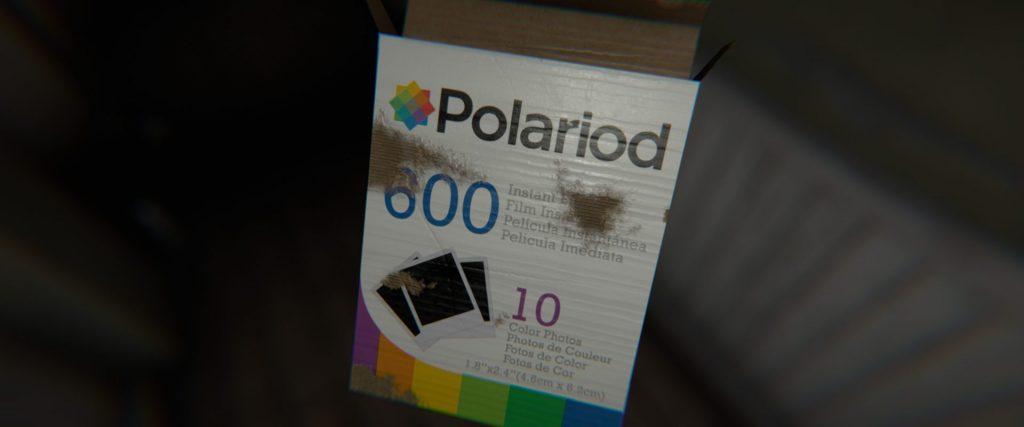 MADiSON Polaroid Filmbox