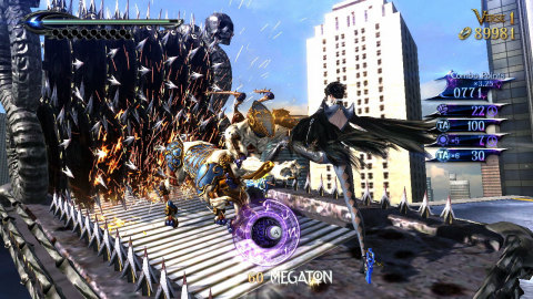 The BG Game of the Month for February 2018 is Bayonetta 2