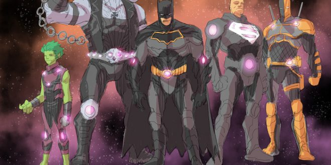 Metal's fallout to lead into a whole multiverse of problems in Justice League: No Justice