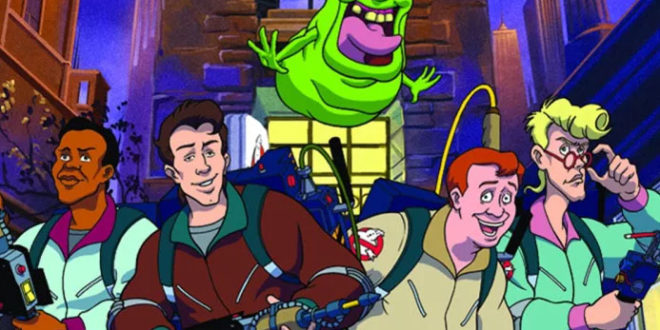 DST's Real Ghostbusters figures will be busting into stores late this year