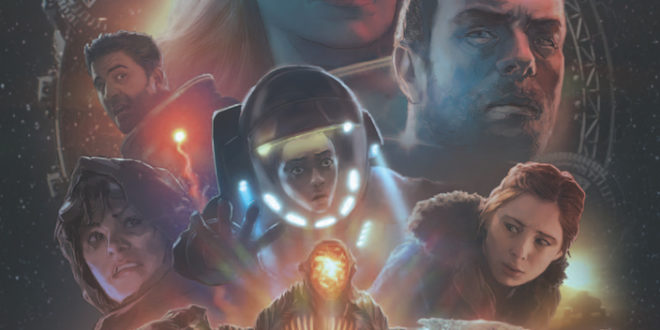 Legendary Comics to publish four part Lost in Space graphic novel series