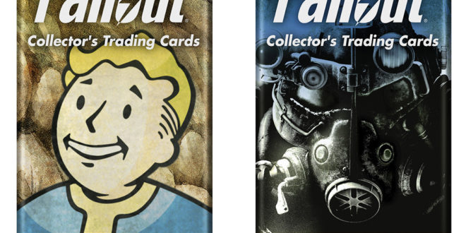 SDCC 2018: Fallout trading cards on the way from Dynamite
