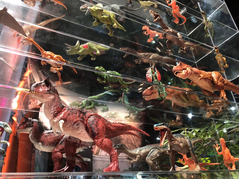 Mattel Jurassic World SDCC 2018 IMG_6474 | Brutal Gamer