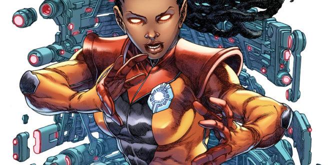 Livewire #1 (Comics) Preview
