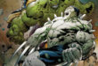 Wolverine teams up with Hulk to tackle the challenge of the Hulkverines