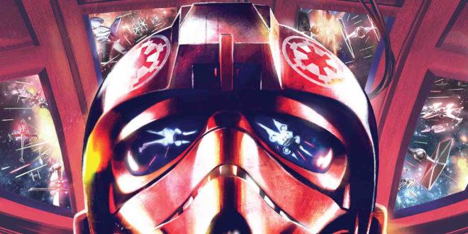 Star Wars TIE Fighter comic mini-series coming in April