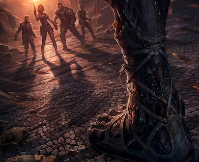 An Ancient Evil arises in latest Call of Duty zombies pack