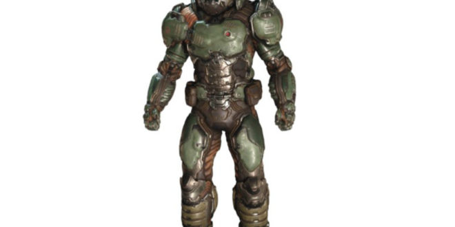 Toy Fair 2019: McFarlane nabs Doom license