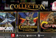 Trio of Anniversary Collections celebrate Konami's 50th