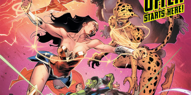 Justice League #25 starts Year of the Villain