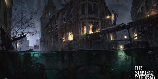 The Sinking City is rotten to the core