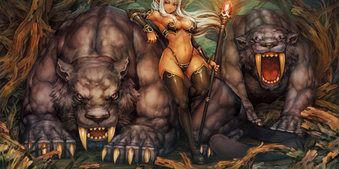 Udon announces new Dragon's Crown art book