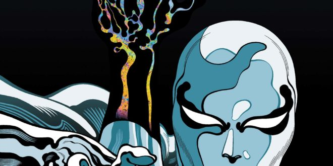 Silver Surfer: Black debuts in stores, gets trailer