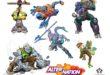 Panda Mony announces new action figure line Alter Nation