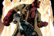 Mignola and Hughes prep holiday Hellboy ghost story