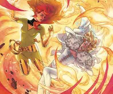 Celebrate 40 years of Dark Phoenix with new variants