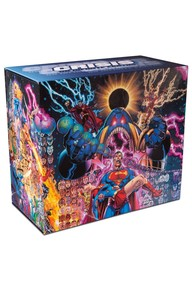 Massive Crisis on Infinite Earths box set arrives