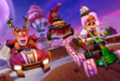 Get in the Holiday groove with Crash Team Racing's Winter Festival