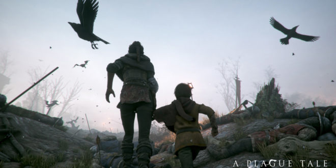 A Plague Tale: Innocence now on Xbox Game Pass