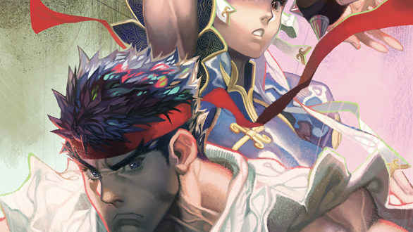 Udon celebrates 20 years with 100th Street Fighter issue