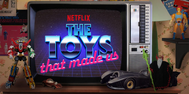 The Toys That Made Us: Interview With Brian-Volk Weiss