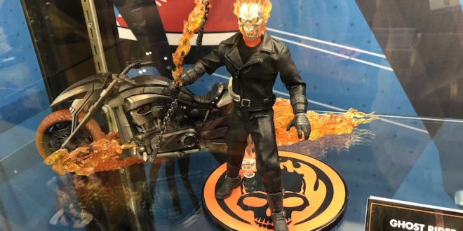 Toy Fair 20: Mezco's Marvel, DC, and horror highlights