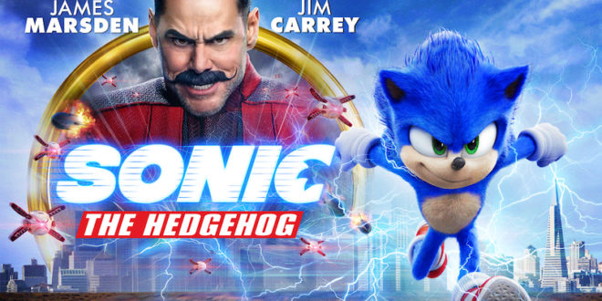 Sonic movie heading to home video early