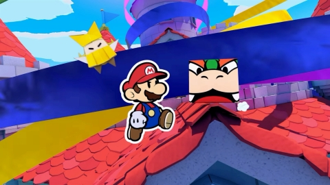Nintendo Download: Extend a Helping Hand in Paper Mario: The Origami King