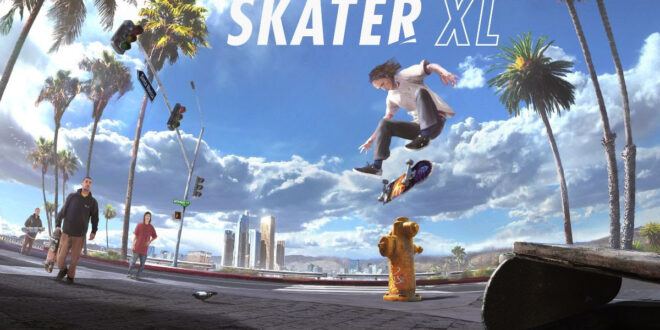 Skater XL drops back in for new trailer