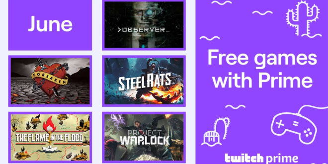 Twitch Prime June freebies include Forsaken, Observer and more