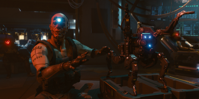 Episode 3 of Cyberpunk 2077's Night City Wire debuts