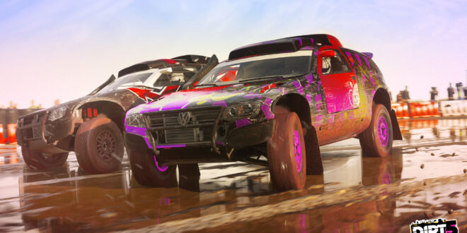 Car classes revealed for Deep Silver's Dirt 5