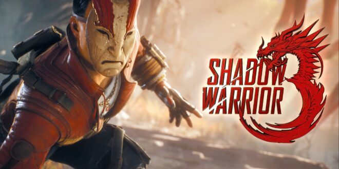 Shadow Warrior 3 revealed