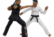 Icon Heroes' Karate Kid figures head into production