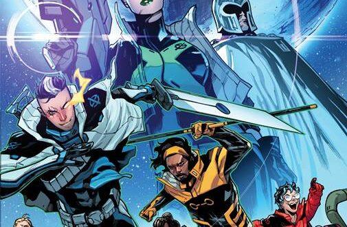 Marvel's Mutants head for the stars in SWORD