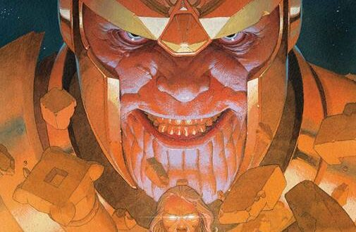 Issue 2 of Marvel's Eternals revival to star Thanos