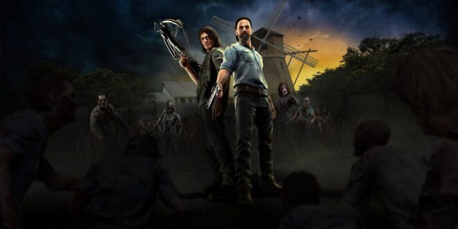 Trailer: The Walking Dead: Onslaught hits VR
